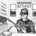 Headphone Activist - The Classic's EP mixtape cover art
