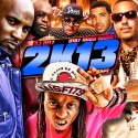 D187 Hood Radio 2K13 mixtape cover art