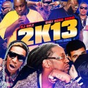 D187 Hood Radio 2k13, Vol. 2 mixtape cover art