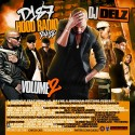 D187 Hood Radio 2k12, Vol. 2 mixtape cover art
