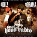 D187 Hood Radio mixtape cover art