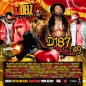 D187 Hood Radio 49 mixtape cover art