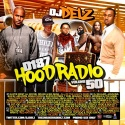 D187 Hood Radio 50 mixtape cover art