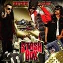 Dame Grease - Stashbox mixtape cover art
