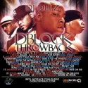 D-Block - Throwback mixtape cover art