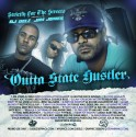 Jim Jones - Outta State Hustler mixtape cover art