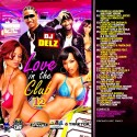 Love In The Club 12 mixtape cover art