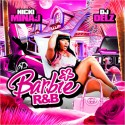Nicki Minaj - Barbie R&B mixtape cover art