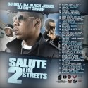 Salute 2 The Streets mixtape cover art