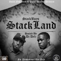 Stack Boys - Stack Land mixtape cover art
