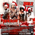 The Holiday Hold Up 4 mixtape cover art