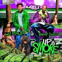 Up In Smoke (Wiz Khalifa & Snoop Dogg) mixtape cover art