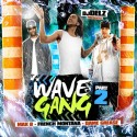 Wave Gang 2 mixtape cover art