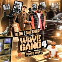 Wave Gang 4 mixtape cover art