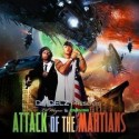 Lil Wayne & Eminem - Attack Of The Martians mixtape cover art