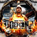 Young Hustle - Defcon 1 (Hosted By Camron & Iceman) mixtape cover art