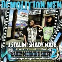 J Stalin & Shady Nate - The Early Morning Shift 2 mixtape cover art