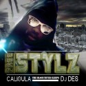 Caligula - Freestylz mixtape cover art