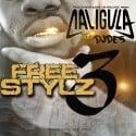 Free Stylz 3  mixtape cover art