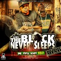 The Block Never Sleeps 157 mixtape cover art