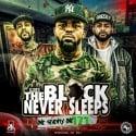 The Block Never Sleeps 171 mixtape cover art