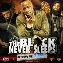The Block Never Sleeps 175 mixtape cover art