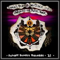 Daniel Dubb & m.O.N.R.O.E. - Around The Black Rock EP mixtape cover art