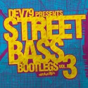 Street Bass Bootlegs 3 mixtape cover art