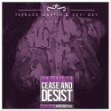 Terrace Martin- The Sex EP 2.0 (Cease & Desist) mixtape cover art