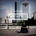 B.Olive - Versatility mixtape cover art