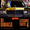 Leisure Suite 4 (Hosted By Big K.R.I.T.) mixtape cover art
