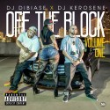 Off The Block mixtape cover art