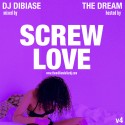 Screw Love 4 (Hosted By The Dream) mixtape cover art