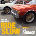 Vintige Presents Ride Slow mixtape cover art