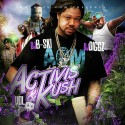 Actavis & Kush mixtape cover art