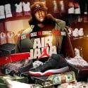 Air Jada mixtape cover art