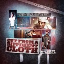 Cut From A Different Cloth (Hosted By A-Mafia) mixtape cover art