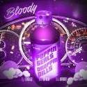 Bloody - Poppin Seals & Droppin Pills mixtape cover art