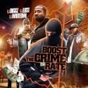 Boost The Crime Rate mixtape cover art