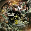 Boost the Crime Rate 2 mixtape cover art