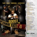 Boost The Crime Rate 4 mixtape cover art