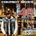 Brock - The First 48 mixtape cover art