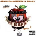 Coronerz - NY Is Back mixtape cover art