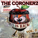 Coronerz - NY Is Back 2 mixtape cover art