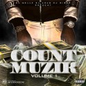 Count Muzik mixtape cover art