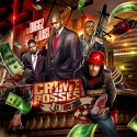 Crime Bosses (U.N. Vs. Brick Squad) mixtape cover art