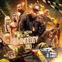 Criminology 2K13 mixtape cover art