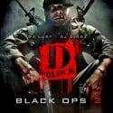 D-Block - Black Ops 2 mixtape cover art
