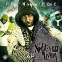 D-Block - Night Of The Living mixtape cover art