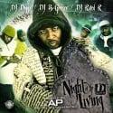 D-Block - Night Of The Living mixtape cover art